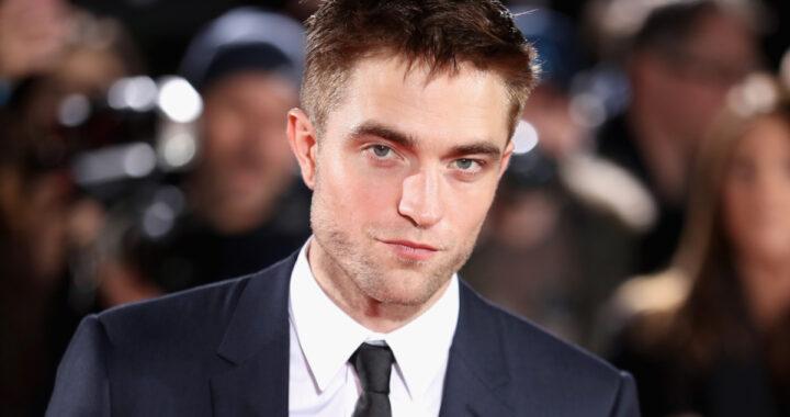 Robert Pattinson negativo