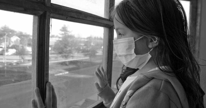A scuola senza mascherina