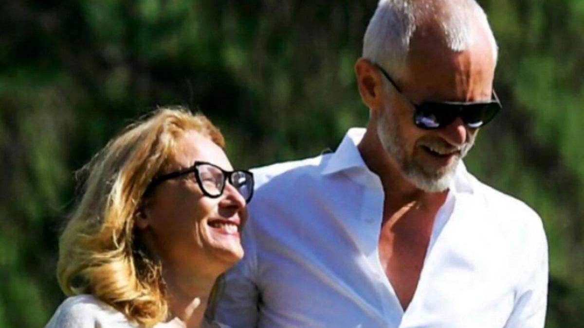 Alberto Tinarelli e Nicoletta Mantovani