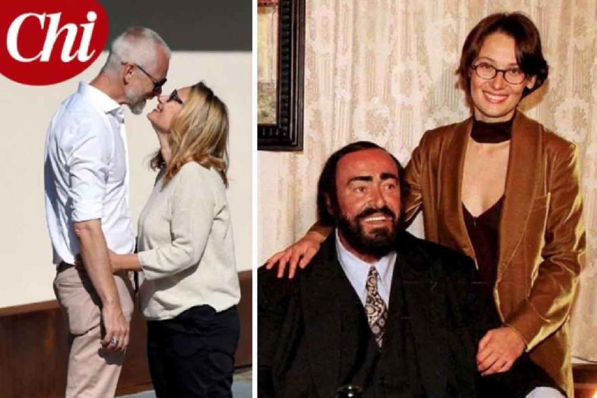 Nicoletta Mantovani, il marito e il fidanzato