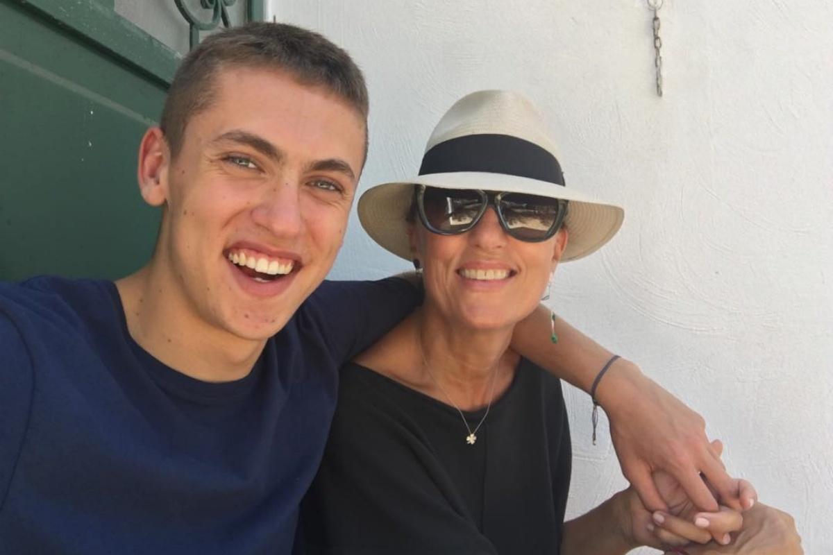 Pietro Tredici e la mamma