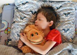 bambini a letto presto