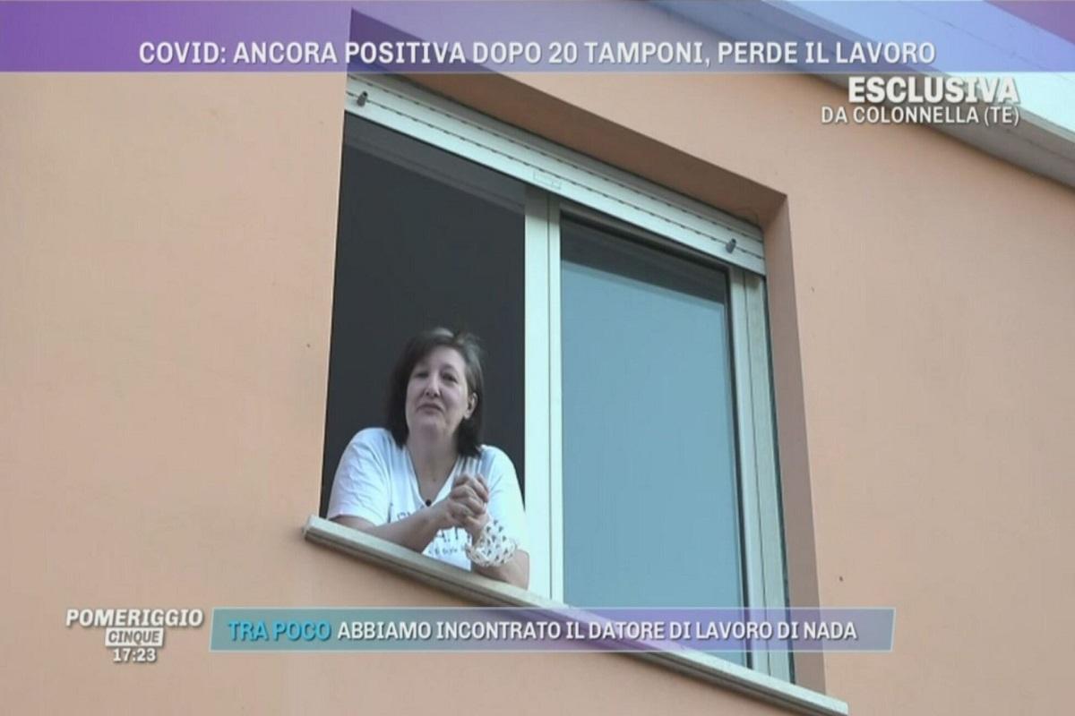 Barbara D'Urso la drammatica storia di Nada