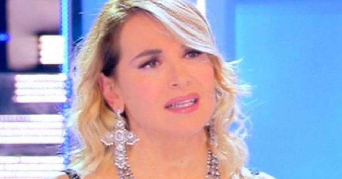 Barbara D'Urso a rischio Domenica Live