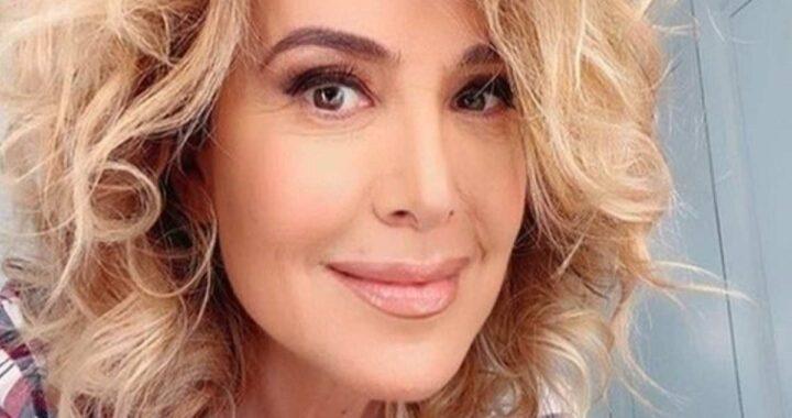 Barbara D'Urso la foto che incuriosisce i fan