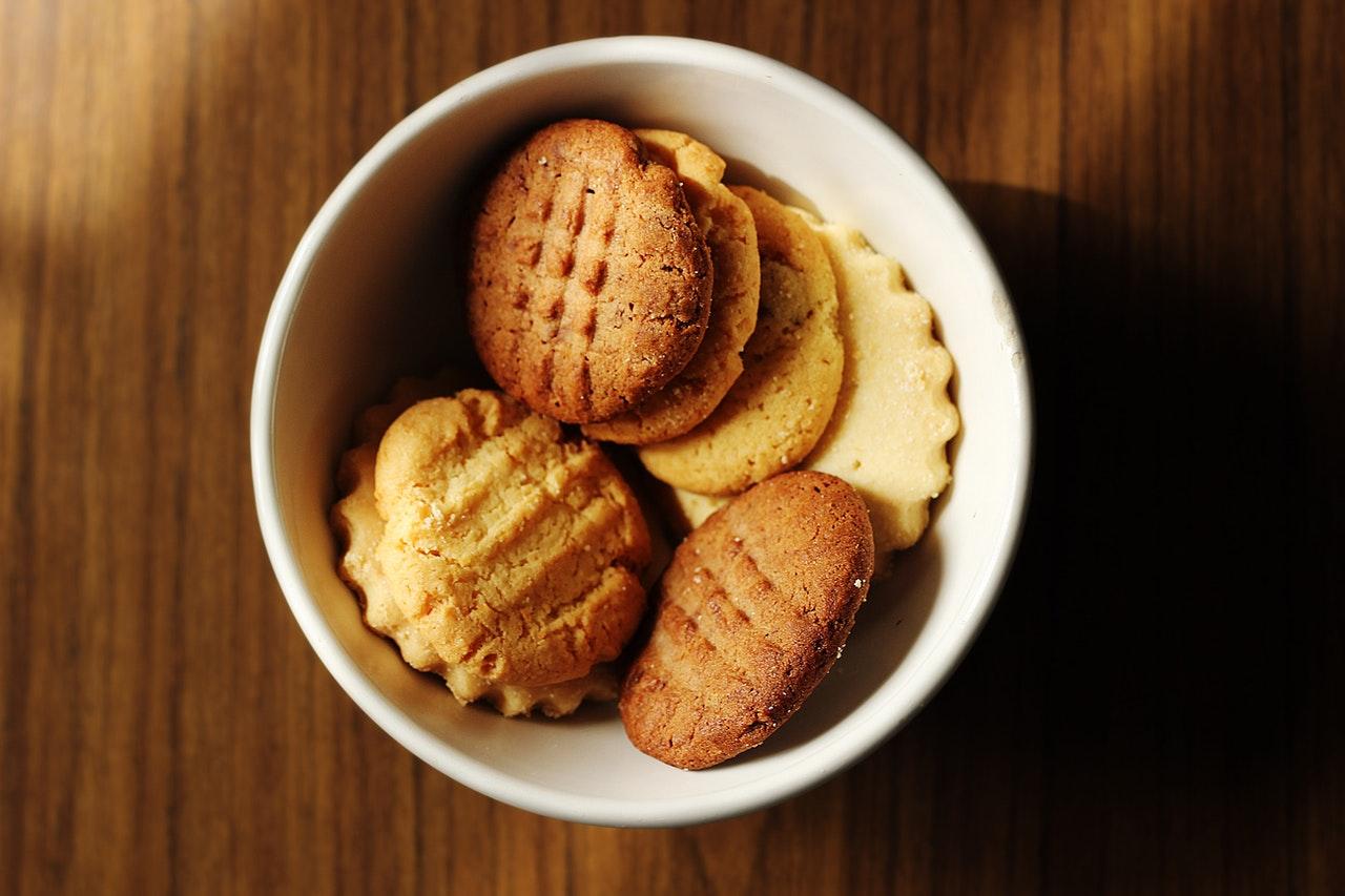 biscotti - riso