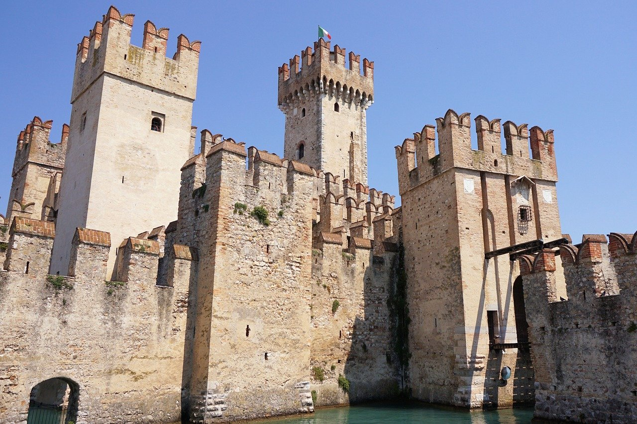 borghi - veneto-castello
