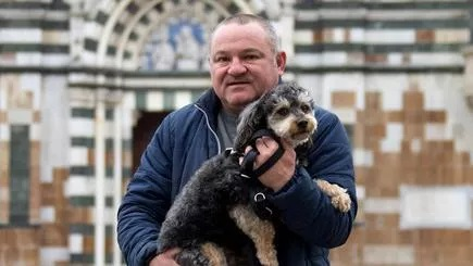 Rudy e il suo proprietario