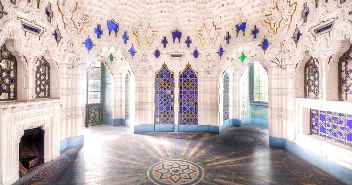 C'è un luogo dove regnano i colori: è il Castello di Sammezzano in Toscana