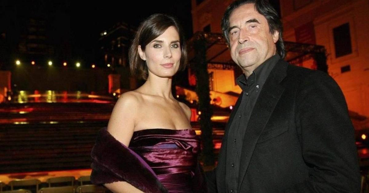 Chiara e Riccardo Muti a teatro