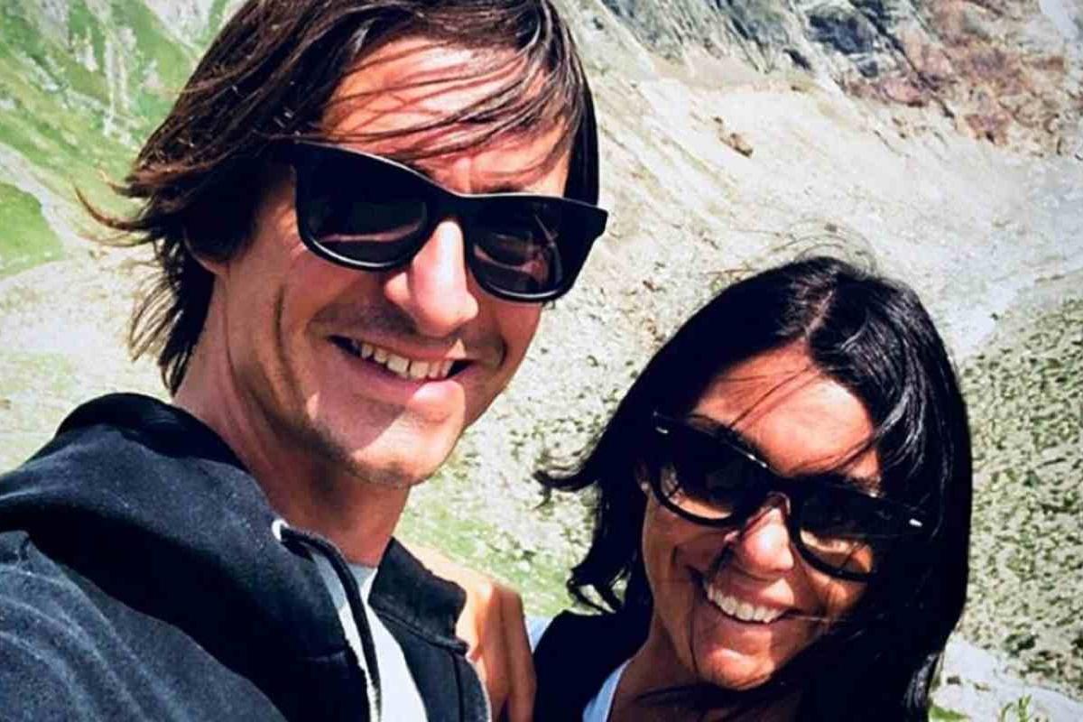 Cristina Tomasini e Francesco Oppini