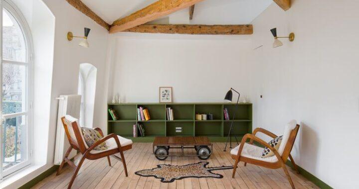 Design casa parigina