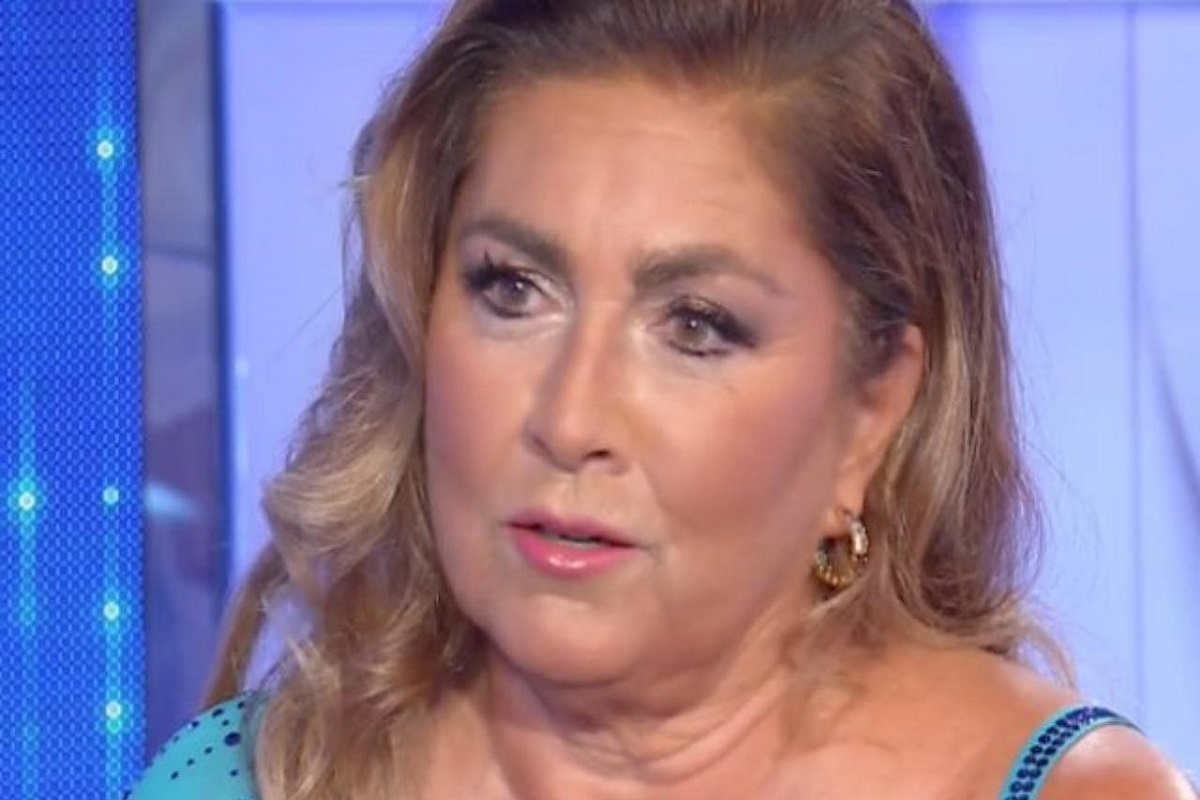 Domenica In Mara Venier e Romina Power