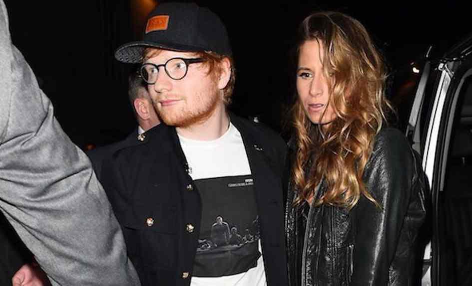 Ed e Cherry Sheeran