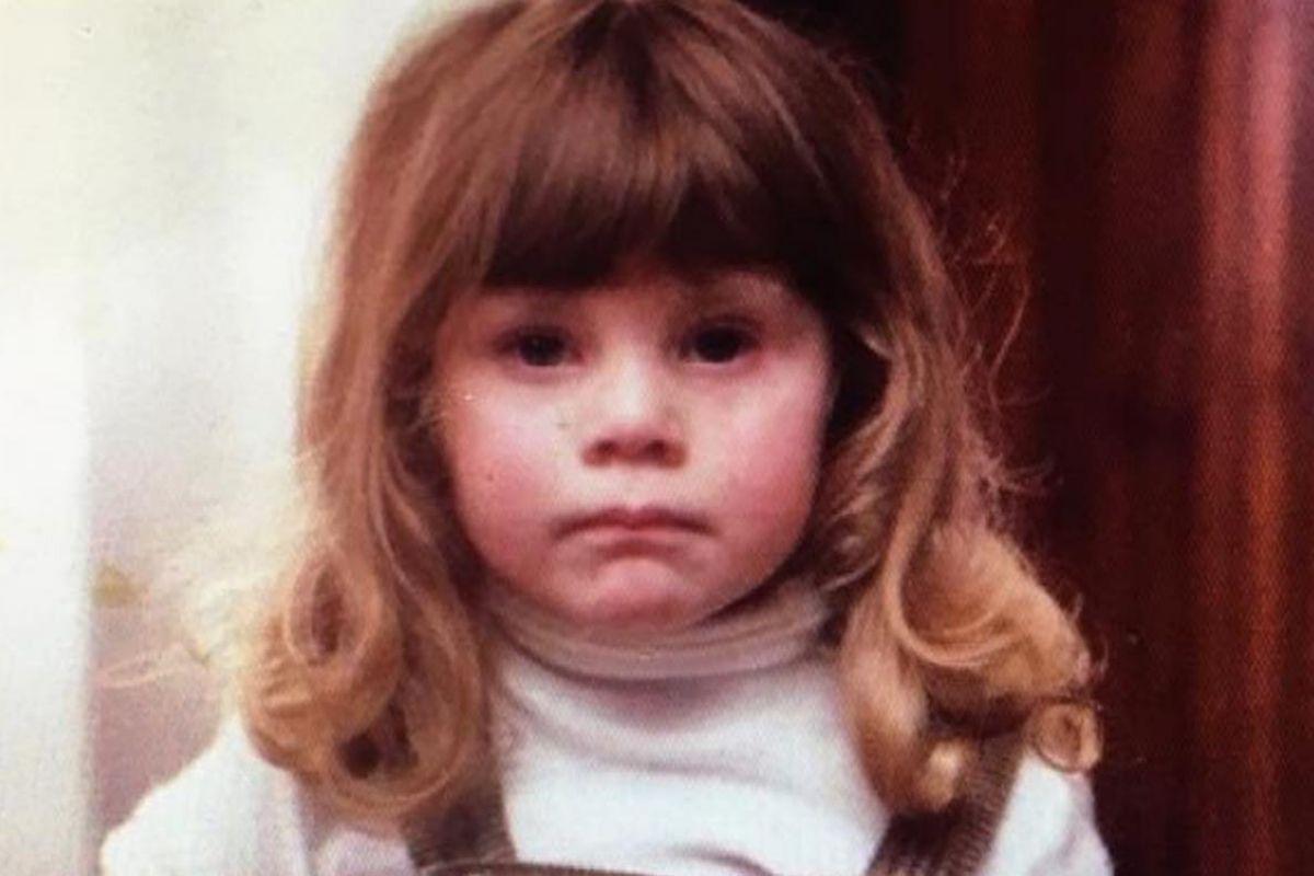 Eleonora Daniele da piccola