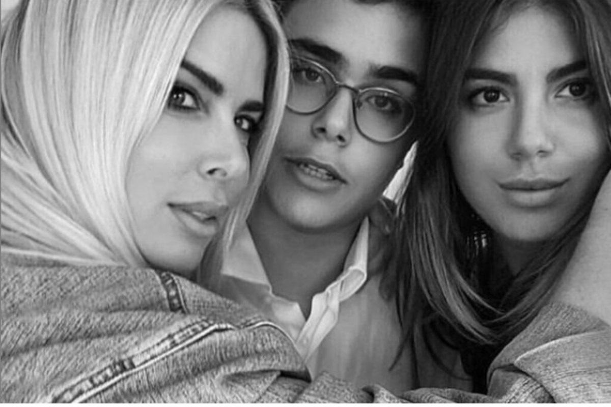 Loredana Lecciso, Brigitta Cazzato e Bido Carrisi