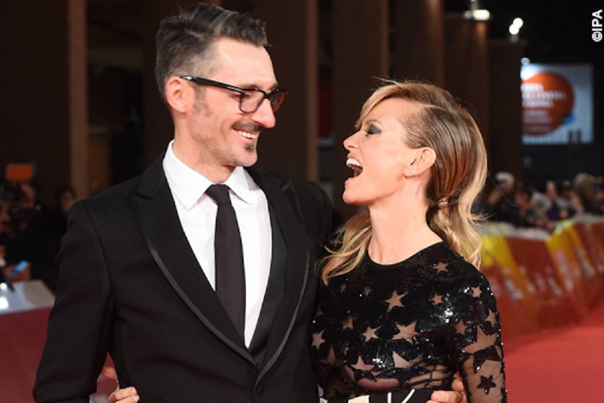 Justine Mattera e il marito