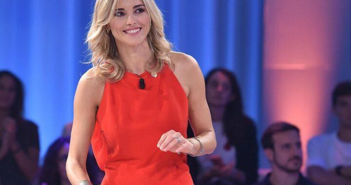 Francesca Fialdini presenta