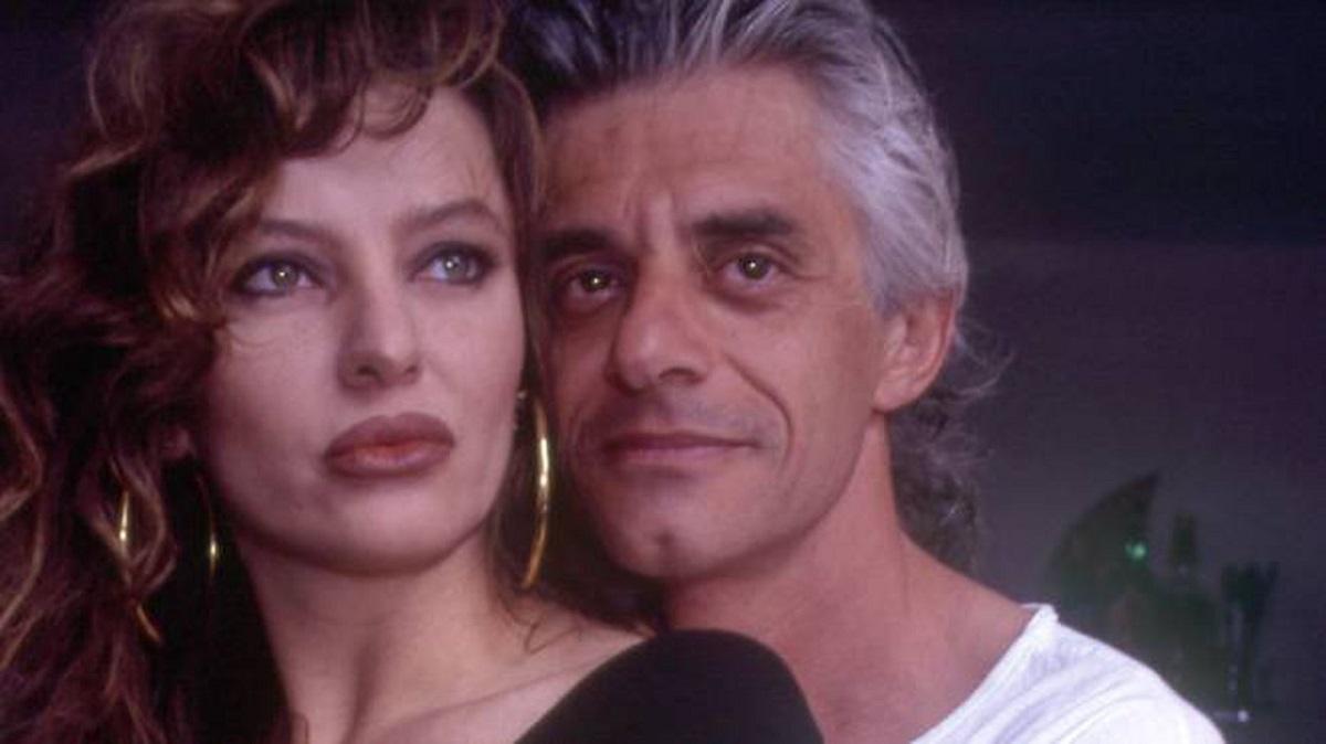 Alba parietti e l'ex marito