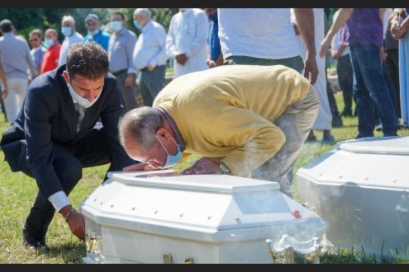 funerale malak e jannat