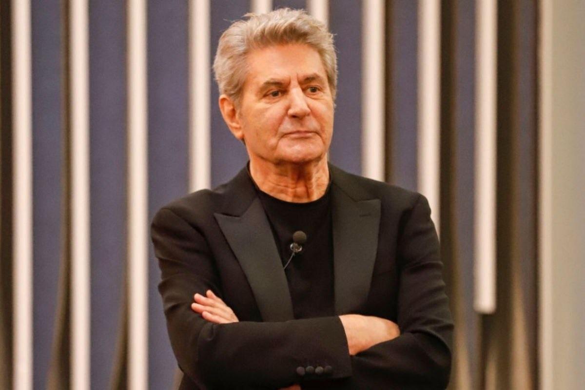 GF Vip la moglie difende Fausto Leali