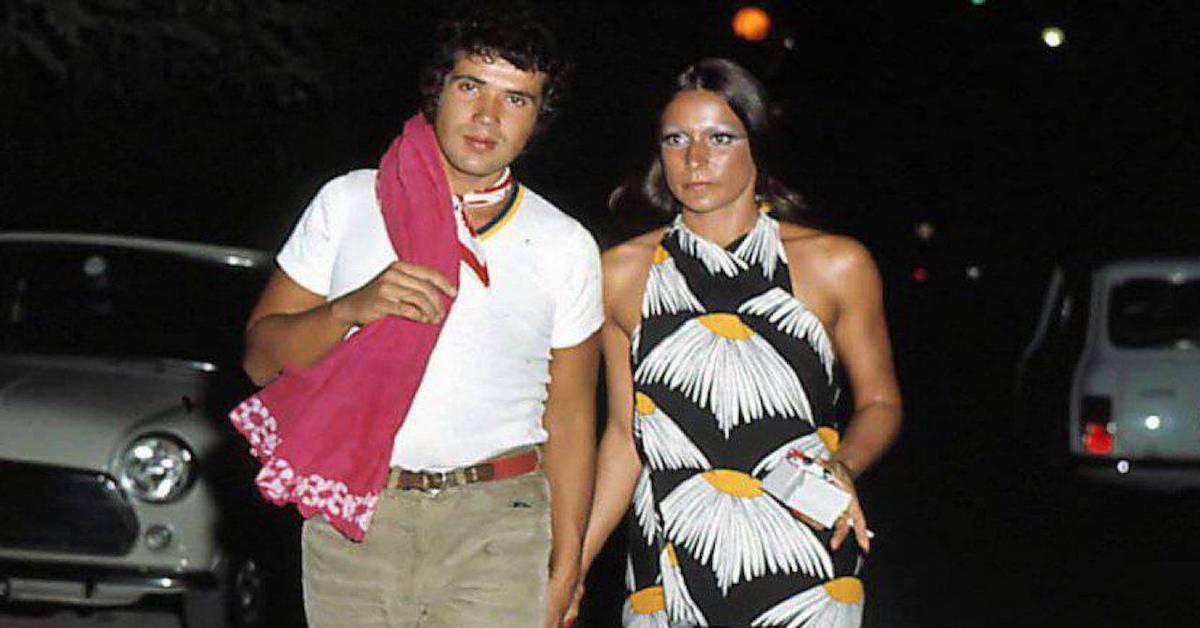 Grazia Letizia Veronese e Lucio Battisti
