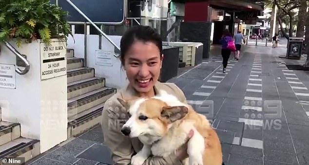 Haku torna a casa dalla famiglia