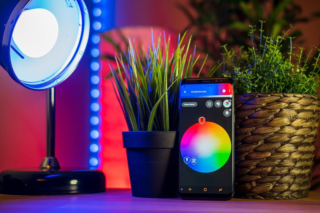 illuminazione smart home
