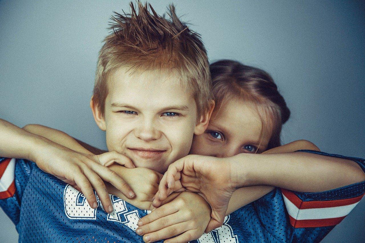io e mio fratello