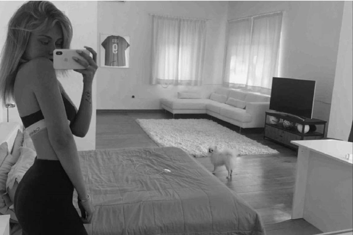Jasmine Carrisi una foto della sua camera