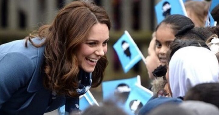 Kate Middleton Mentally Healthy Schools