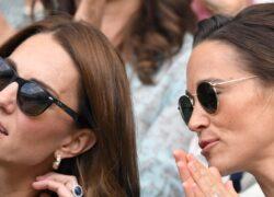 Kate e Pippa Middleton
