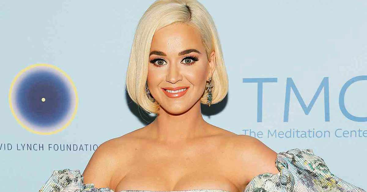 Katy Perry mamma