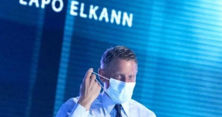 Lapo Elkann a Verissimo