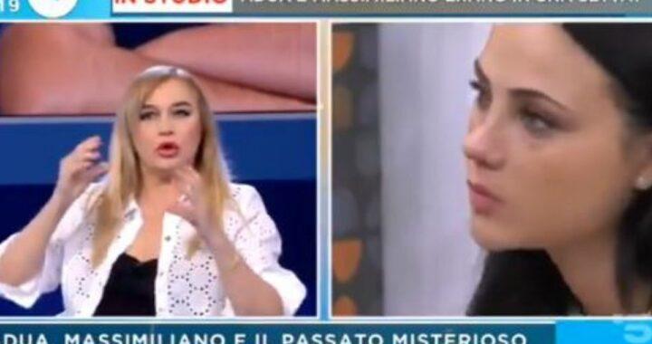 Lory Del Santo setta