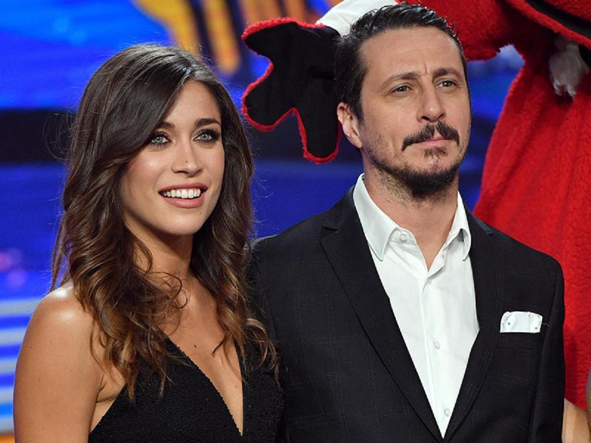 Luca Bizzarri e l'ex fidanzata