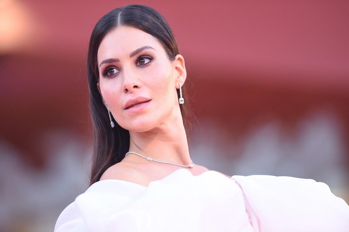 Ludovica Valli incinta