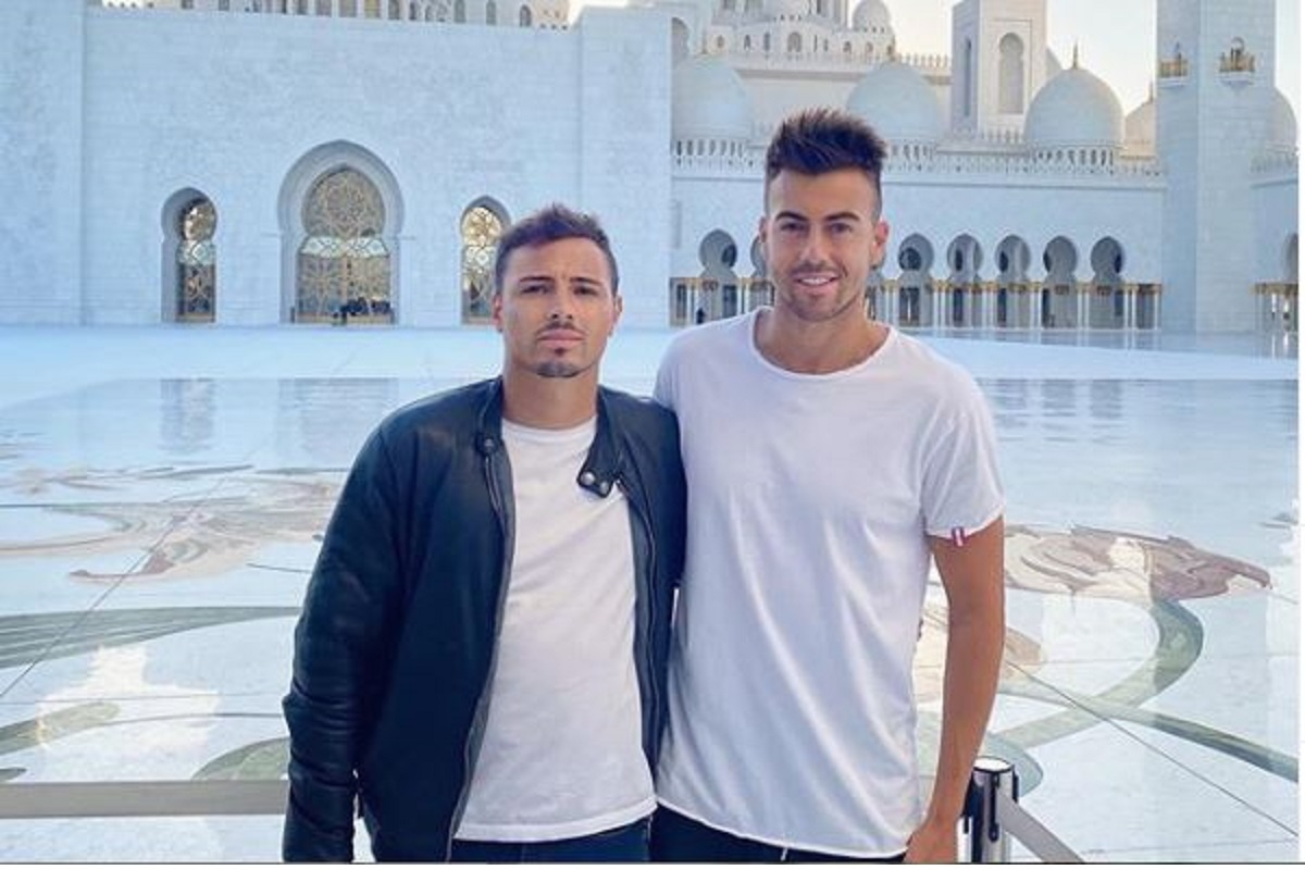 Stephan El Shaarawy e il fratello