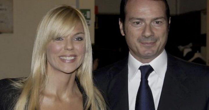 Matilde Brandi e il compagno