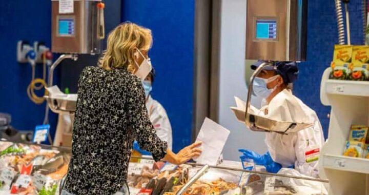 Maria De Filippi al supermercato, una spesa speciale - Bigodino