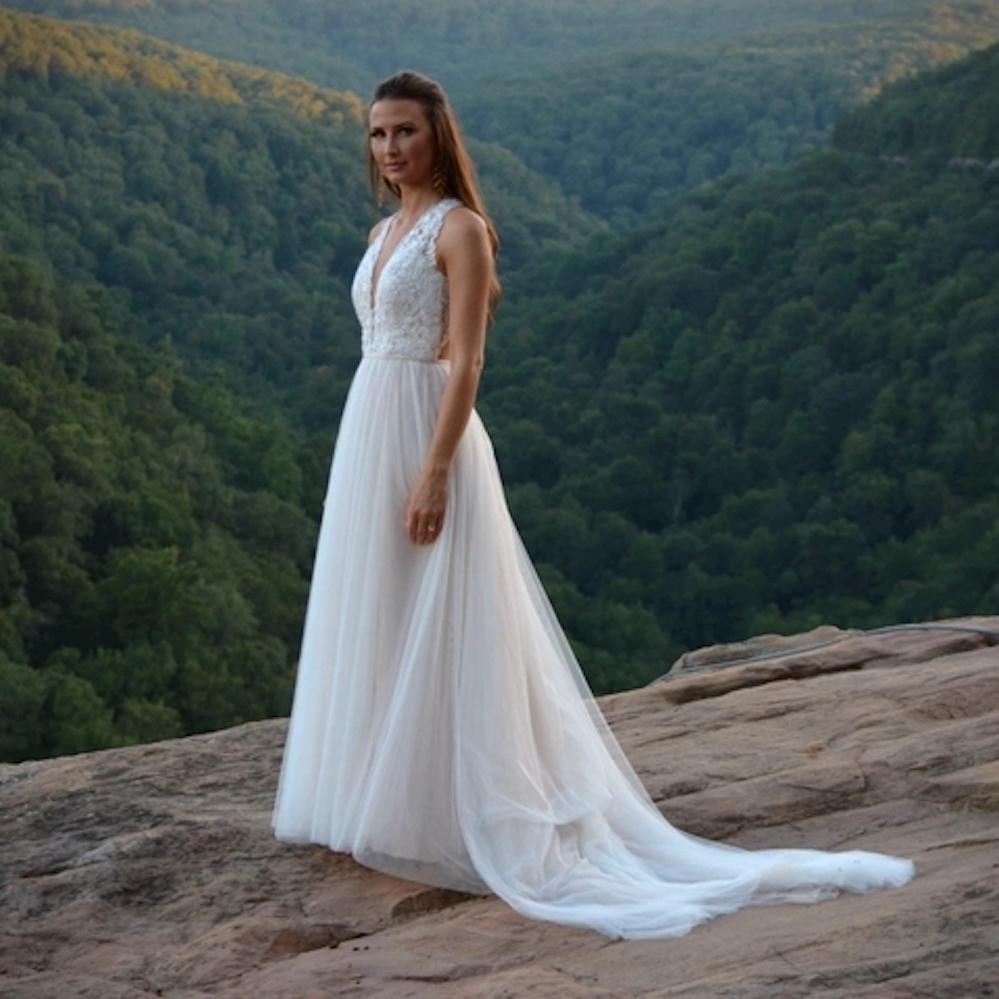 La sposa Skye Myers