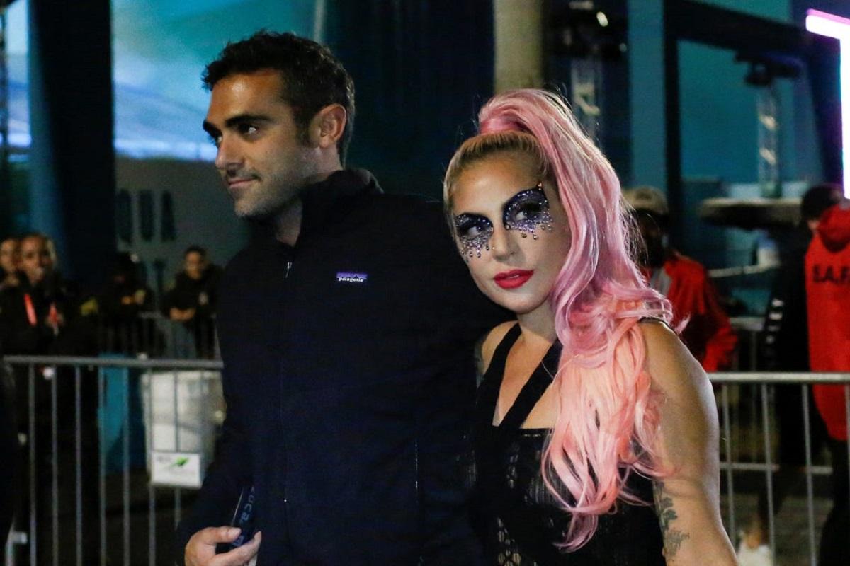 Lady Gaga e il fidanzato