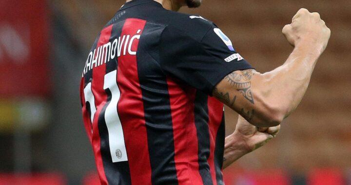 Ibrahimovic positivo al Coronavirus
