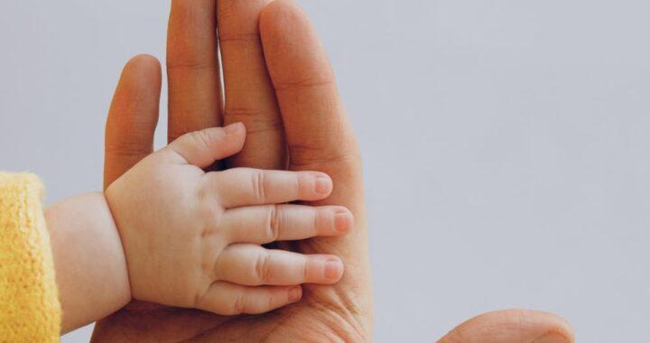 neonata 5 mesi ricoverata