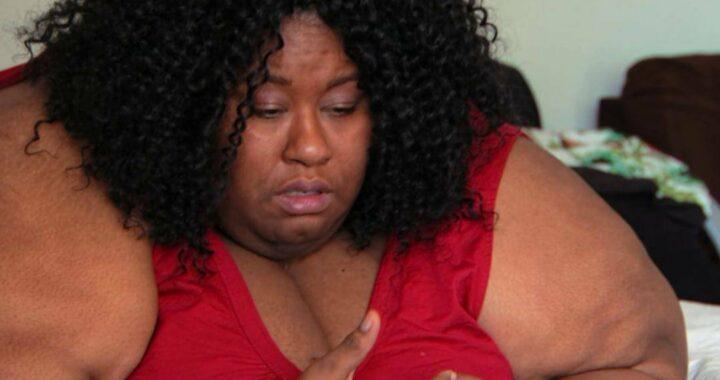 Octavia Gahagans a Vite al Limite, nessuno riusciva a farle perdere peso