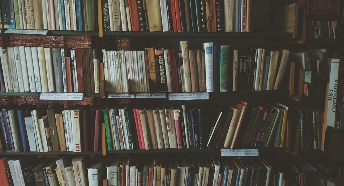 pulire la libreria