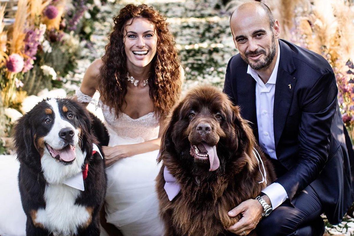 Matrimonio di Paola Turani