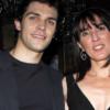 Roberto ed Emanuela Bolle vestiti di nero