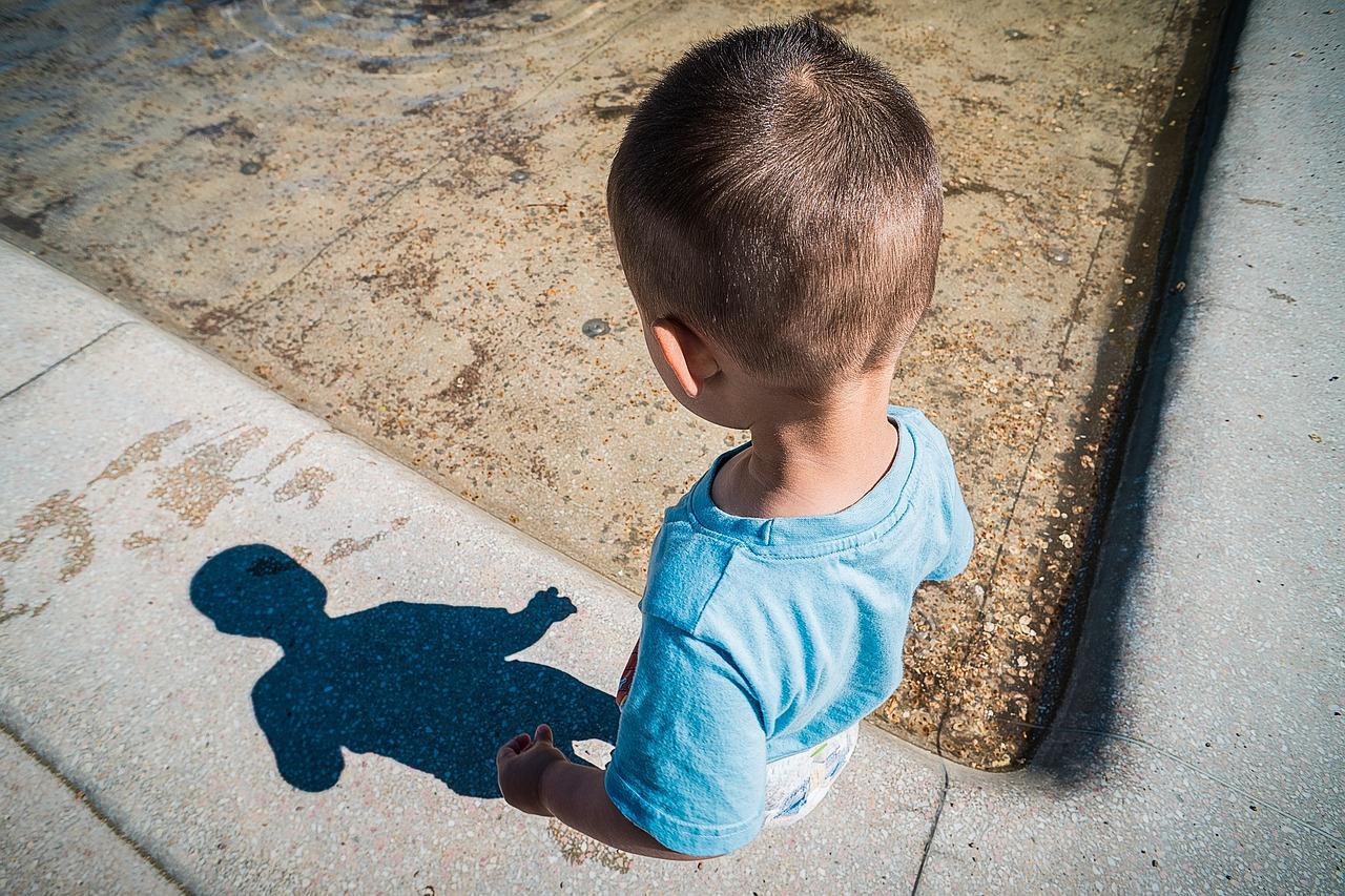 Incidente per il bambino  di 4 anni