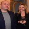 Sauro Falchi con la sorella Anna Falchi